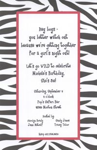 Hamburger Card Discounted - Putnam House Personalized Stationery