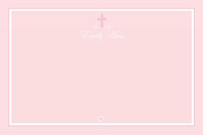 Grace's Cross Notecard